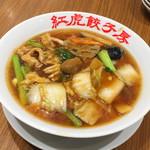 Benitoragyouzabou - 五目とろみ麺(1000円)