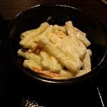 ねじべえ - 小鉢のマカロニサラダ