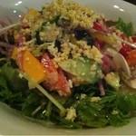 9709590 - 十種の野菜のニース風サラダ
