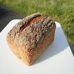 森パン - ライ麦50%ポピーシード
