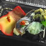 唐戸市場タケショー - 美味しいお寿司