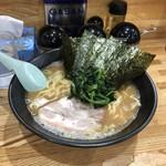 97094216 - とんこつ醤油 並 太麺(¥700)