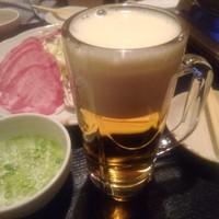 牛タンしゃぶしゃぶ×肉寿司×個室 てらん家-飲み放題のビール