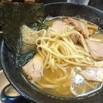 にぼしこいし - ストレート太麺