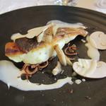 アマルフィイ・モデルナ - 本日の鮮魚とエリンギのバターソテー ズーム