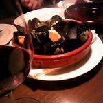9710584 - ムール貝のワイン蒸し