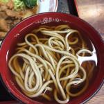 長寿庵 - 変わり吸い物  お蕎麦たっぷり