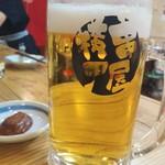 串屋横丁 - プレミアムモルツ475円