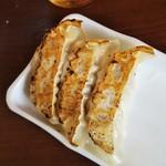 ラーメン陽向 - 餃子