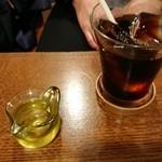 珈琲美美 - アイスコーヒー