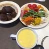 あさくま - 料理写真:サラダ、スープバー