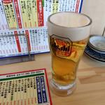 村井 ゴールデン食堂 - ドリンク写真:生ビール~☆