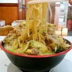博多どんたく - 博多どんたく@さがみ野 Aチャンポン 麺