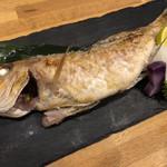 クウカイ - 本日の焼き魚、甘鯛