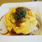 フォレスト - 料理写真:肉じゃがオムライス(880円)