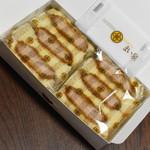 とんかつ まい泉 - 料理写真:ヒレかつサンド・6切(842円)2018年11月