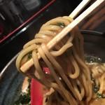 97119062 - 麺は中細ストレート麺