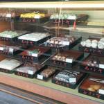 ゑちごや - 和菓子ショーウインドー