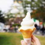 大阪城本陣 - 北海道ミルク