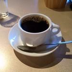 カフェ 寛美堂 - ホットコーヒー