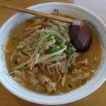 ラーメン大学 - 料理写真:こて味噌肉ラーメン