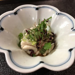 松榮鮨 - 白子ポン酢