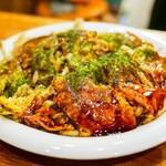 ソニア - ☆お好み焼きは肉玉子&うどん(●^o^●) ☆