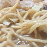 97123082 - 麺は……     うん!しっかり二郎系!