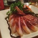 和献洋菜Hi-Bi - ドライエイジングワイン豚のグリル