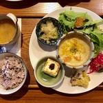 町家盆栽Cafe コトノハ - 料理写真: