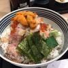 日本橋 海鮮丼 つじ半 ららぽーと名古屋みなとアクルス店