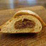 製パン 雅 - コンプフィグはイチジクが丸ごと入ってジューシー