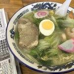竜園 - 料理写真:五目ソバ=700円