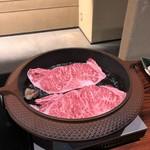 97133457 - お肉を焼くいい音がしますよ♪