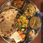 インド・ネパール料理 ダルバート -