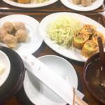 97137130 - 春巻定食(850園 円)