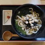 つづみ - 料理写真:貝柱うどん