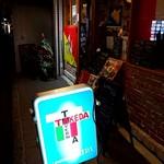taverna TAKEDA - 店舗外観