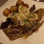 taverna TAKEDA - 魚です