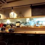 taverna TAKEDA - お店の中