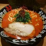 横濱家系らぁめん 辻田家 - 料理写真:ファイヤーラーメン790円