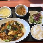 中華厨房あんにん - 料理写真: