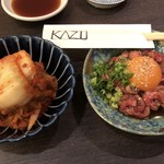 焼肉家 KAZU -