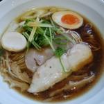 麺や hide - 【キジ清湯中華そば】850円