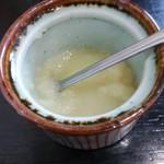麺や hide - ニンニク