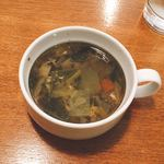 MaruKama - 具沢山野菜スープ