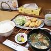 しらさぎ - 料理写真:串かつ定食