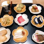 京つけもの 西利 - 料理写真:彩り御膳
