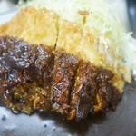 キッチン南海 - カツカレー