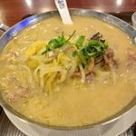 アリヤ 清真美食 - 酸菜羊肉锅